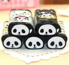 FD3858 Lovely Panda Eraser Rubber Pencil Stationery Children Gift 5x3cm 1pc �˜†
