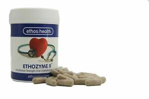 Ethos Serrapeptase Natural Enzyme Health Supplement 120 Capsules