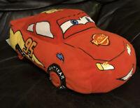 Lightening Mcqueen Cars Rusteze cushion soft Toy Large 17 Inches Disney Pixar
