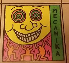 Pop Mecanika – Pop Mecanika - EMI 14 2030726 - 1988 - RARO -