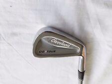 Cleveland CG1 Tour 4 Iron S300 Stiff Flex Steel Shaft Cleveland Grip