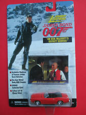 Johnny Lightning James Bond Diecast Vehicles