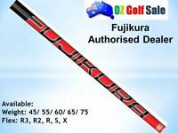 .335 Fujikura Vista Pro Driver Fairway Shaft 45, 55, 60, 65, 75 R3 R2 R S X 46""