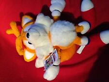 Tails Plush Sega Sonic The Hedgehog Still Has Tags