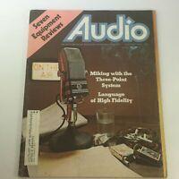 VTG Audio & Music Magazine December 1975 - Seven Equipment Reviews
