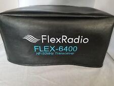 Flex 6300 Signature Series Ham Radio Dust Cover