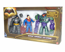 Batman versus Superman vs. Lex Luthor Action Figuren Figur Set 3er Pack DC DHY28
