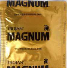 Trojan Magnum Large Lubricated Bulk Condoms - Choose Quantity