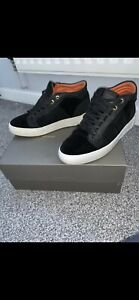 Mens Android Homme Size 9 Trainers Boxed Black