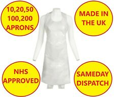 NHS Approved PPE Medical Protective Disposable Aprons Made In The UK