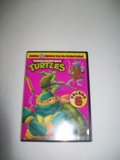 Teenage Mutant Ninja Turtles TMNT Animated 80's TV Cartoon / Volume 6
