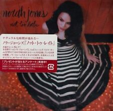 Not Too Late 0094638216223 by Norah Jones CD