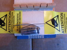 100uF, 25DC Sprague 30D TE1211 USA Axial Capacitor New Old Stock (Qty: 1 Piece)