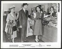 ~ Anne Baxter My Wife's Best Friend ORIGINAL 1952 Photo 50s Cigar Store Counter