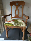 Bespoke Tropical Antique Side/Dining/Accent Chair By Tropique