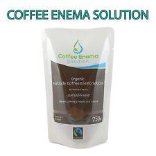 ORGANIC FAIRTRADE COFFEE ENEMA SOLUTION LIGHT GOLDEN AIR ROAST - 28 DAY - GERSON