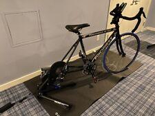 Wahoo Bike trainer and bicycle
