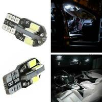1 x Canbus T10 194 168 W5W 5730 8 LED SMD White Car Wedge Lamp Bulbs Light W5X7