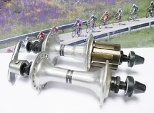 Shimano 105 7 speed hubset 36 holes with skewers