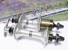Shimano 105 6 speed hubset 36 holes with skewers