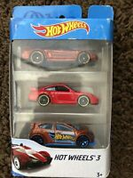 Hot wheels 3pk New Sealed