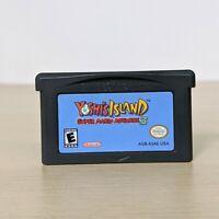 Yoshi's Island Super Mario Advance 3 GBA Game Boy Advance Game - Tested Working