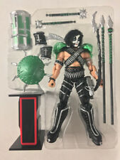 1997 Kiss 7'' PETER CRISS (Drumstick Missiles) McFarlane Toys New Loose