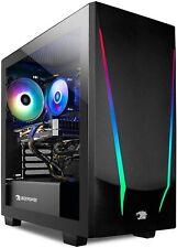 NEW iBUYPOWER Gaming PC Computer Desktop Trace 4 9310 Ryzen 5 RX 5500 XT 8GB RAM