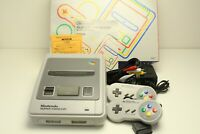 Super famicom with BOX  Nintendo NES Tested Good working YP4315