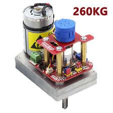 260kg.cm High Torque Servo The 3600 Degree Servo 12V~24V  Robot/Mechanical Arm