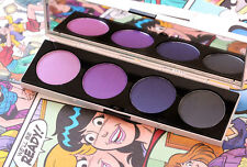 New 4 Color MAC Archie's Girls Eyeshadow Palette SPOILED RICH Purple Gravel Ron