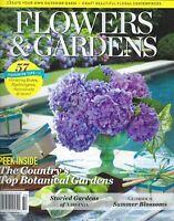 Flowers & Gardens 2020