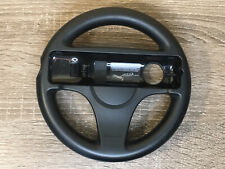 OEM Official Nintendo Wii Racing Steering Wheel Black RVL-024 Plastic