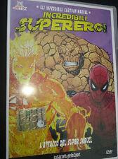 cofanetto+DVD-INCREDIBILI SUPEREROI 12-L'ATTACCO DEL SUPER SKRULL-MARVEL/GAZZET