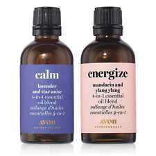 Avon Aromatherapy Minding My Mood 4-in-1 Essential Oil Blends