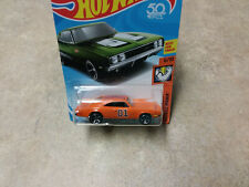 "Hot Wheels ""General Lee"" Dukes of Hazard DODGE CHARGER 500 CUSTOM VERY SHARP!!"