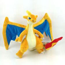 """Pokemon Mega Sinker Figure Charizard Y Stuffed 9"""" Plush Doll"""