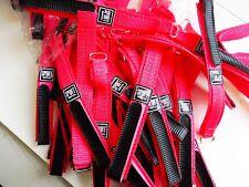 Lot 10 Bracelet Montre/Watch Bands Sport Watch 12 mm Rose Velcro Long 25