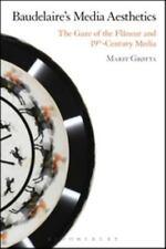 BAUDELAIRE'S MEDIA AESTHETICS - GR°TTA, MARIT - NEW PAPERBACK BOOK