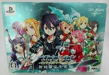 Sony PSP Sword Art Online Infinity moment Limited Edition Tracking from JP F/S