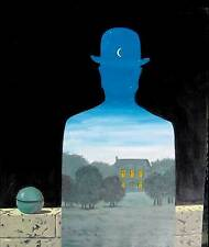 Magritte # 30 cm 50x70 Poster Affiche Plakat Cartel Stampa Grafica Art papiarte