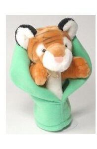 BENGAL TIGER CUB PUPPET by Wild Republic ~ In USA