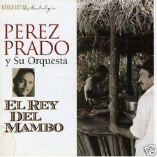 PEREZ PRADO Y SU ORQUESTA - EL REY DEL MAMBO CD (6485)