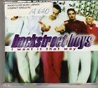 (BO95) Backstreet Boys, I Want It That Way - 1999 DJ CD