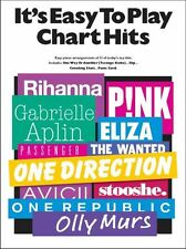It's Easy To Play Today's Chart Hits LET HER GO Learn POP Songs Piano Music Book