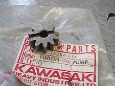 KAWASAKI NOS OIL PUMP PINION KH250 KH400 S1 S2 S3  16084-014