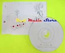 CD Singolo NOVA Rose rosse 2002 London PROMO BMG RICORDI 030011 mc dvd(S9)