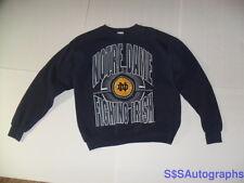 Vintage 1980s 1990s Notre Dame Fighting Irish Ncaa Football Sweatshirt 80s 90s