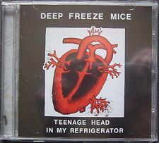 The Deep Freeze Mice - Teenage Head in My Refrigerator CD