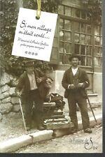 Si mon village...conté Vol 4. André GALLICE.Fontaine de Siloé Z001